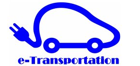 E transportation logo