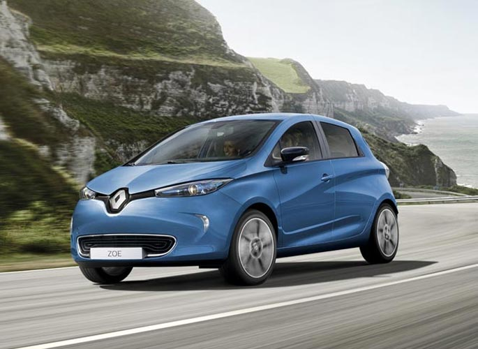 Renault Electric Zoe The Best Selling Electric Car In 2018